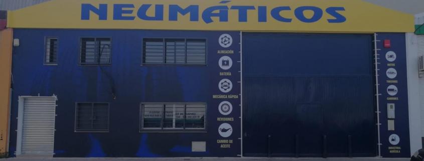 Abrimos nuevo taller de Neumáticos Élite en Sevilla